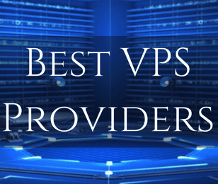 The best VPS providers