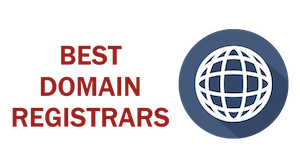 The best domain registrars